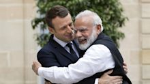 India comes out in support of Macron after 'unacceptable personal attacks' over Muhammad cartoons