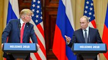 Putin dismisses, but doesn't quite deny, rumors Russia has compromised Trump