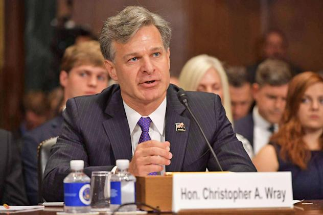 FBI chief says phone encryption is a 'major public safety issue'