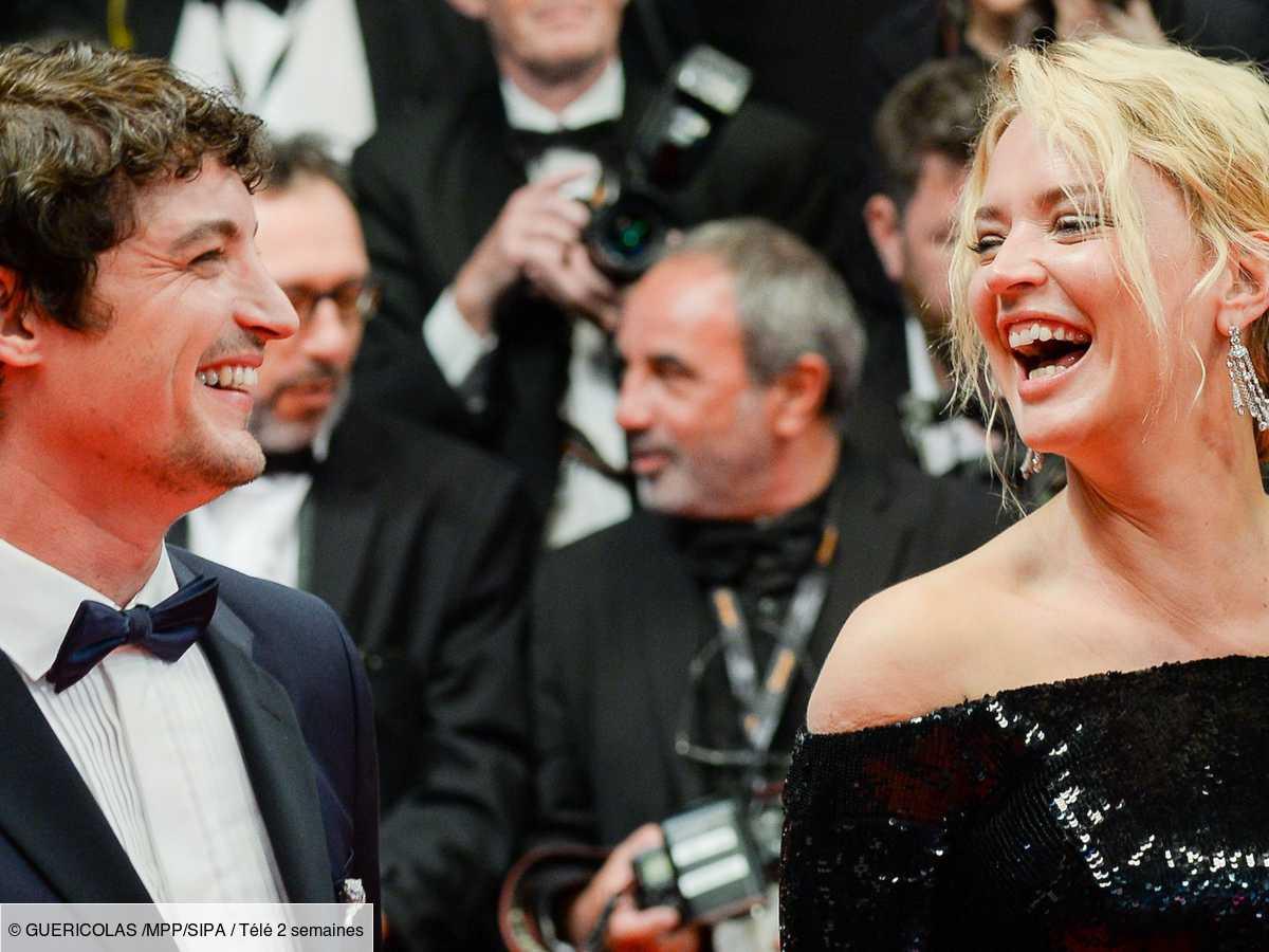 Virginie Efira Fait De Rares Confessions Sur Son Couple Avec Niels Schneider
