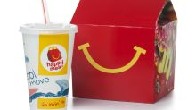 Petition calls for McDonald's to scrap plastic happy meal toys