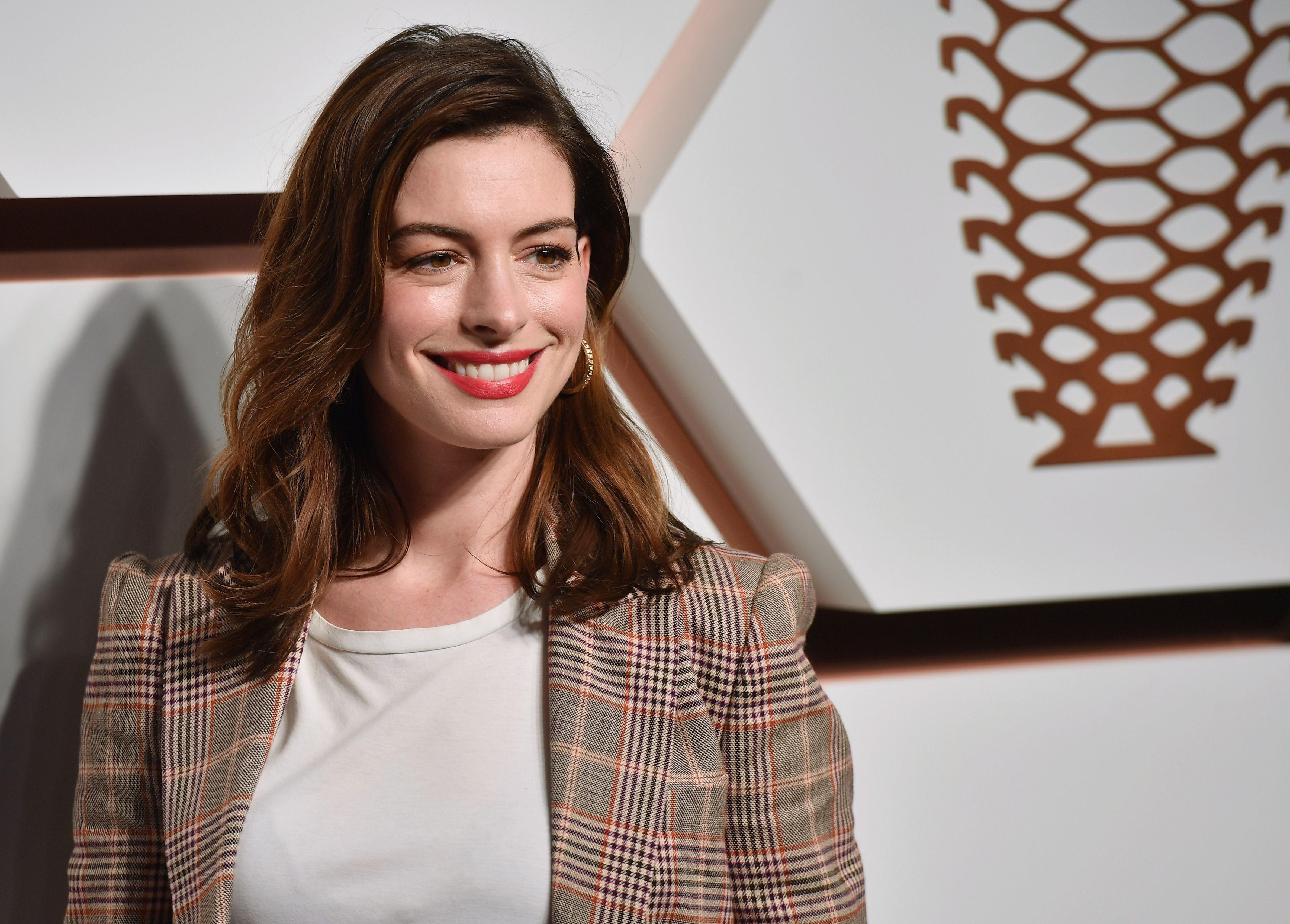 Anne Hathaway reveals the moment she decided to ditch veganism
