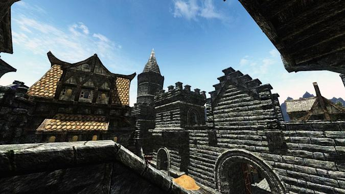 Overhauling every town in 'Skyrim' took one dev four years