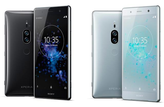 Sony's dual camera Xperia XZ2 Premium takes ultra-low-light photos