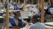 Trump campaign sues in Nevada to stop Vegas-area vote count