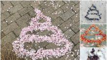 日本網民分享四季風景 各有特色Twitter熱傳