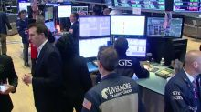 Wall Street pressured by global growth concerns
