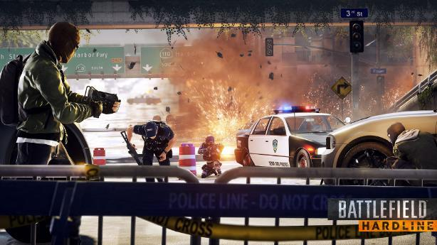 Battlefield Hardline delayed to deepen cops vs. robbers fantasy