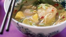 Transform Chicken Soup Into 3 Exotic Meals