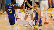 Why Draymond Green treated Steph Curry to a 'very expensive' bottle of wine
