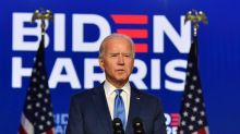 Présidentielle américaine: sûr de sa victoire, Joe Biden appelle au rassemblement