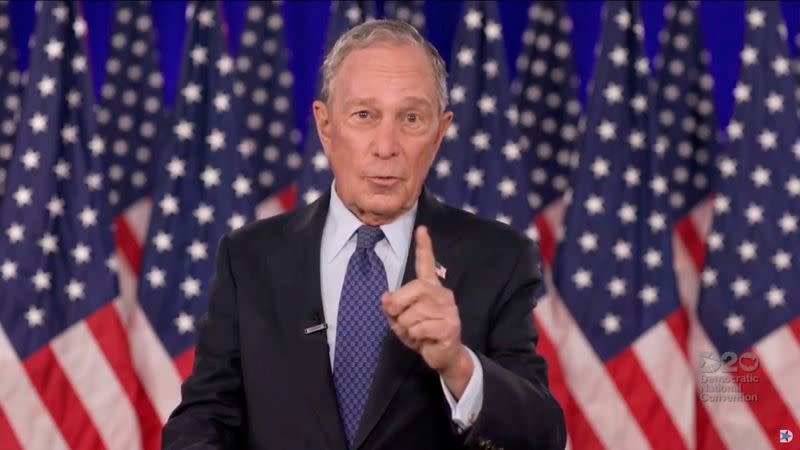 Michael Bloomberg to Spend 0M in Florida to Help Biden's Presidential Bid