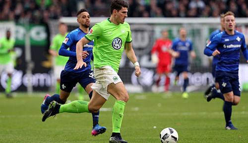 """Bundesliga: VfL hofft auf Gomez-Verbleib: """"Ergebnisoffene Gespräche"""""""