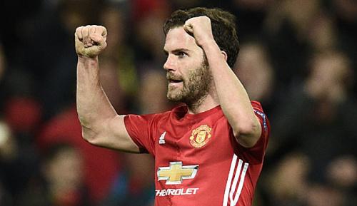 Europa League: Uniteds Juan Mata: Über die Europa League in die Königsklasse