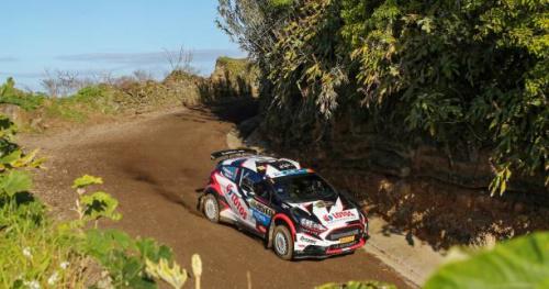 Rallye - ERC - Açores - Duel en tête