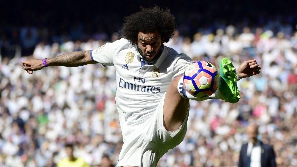 Real Madrid: Marcelo gratuliert seinem Idol Roberto Carlos