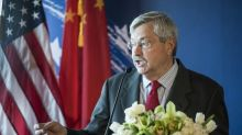 US ambassador to China says he's retiring
