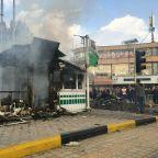UN 'alarmed' dozens may be dead in Iran protests