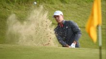 Spieth grabs three-stroke lead at the Open