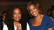 Oprah 'intrigued' by presidential run, Gayle King says