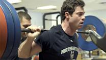 Elite Athlete Workouts: Bobsledder Steve Langton driven by the guys up front