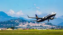 Ryanair plant für die neue Flugwelt: Masken, Hygiene und Toilettengang auf Anfrage