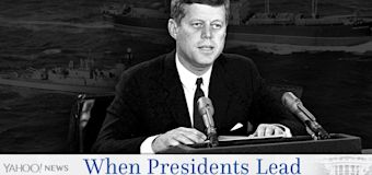 When presidents lead: JFK's deal with Khrushchev