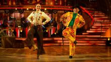 'Strictly' week 2: Wardrobe fails for Mike Bushell, James Cracknell and David James distract viewers from the dancing