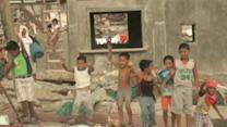 Super Typhoon Survivors Desperate for Aid