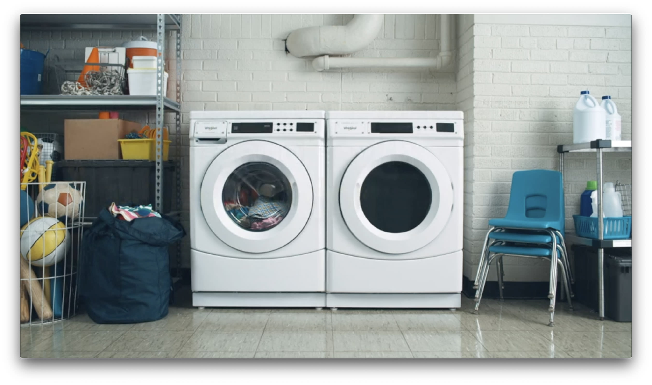 Education Has a Laundry Problem: Whirlpool Helps Fight Back by Expanding Landmark Program to Schools Across Nation