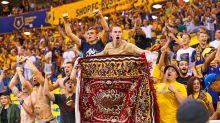 Tapete vira amuleto da sorte de sensação do Campeonato Russo