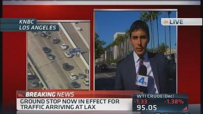 Shooting at LAX: Scary situation