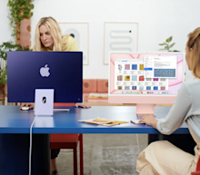 Apple event: AirTag, iPad and iMac lead line-up
