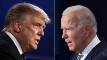 Elections américaines 2020: les sondages de Trump et Biden dans les états-clés