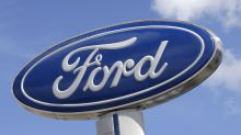 Ford expects $2B net income drop due to pension change