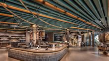 Starbucks set to open showcase Reserve Roastery in Chicago (PHOTOS)
