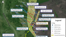 Scottie Discovers New Mineralization Trend at Blueberry Zone, Reports Intercepts of 10.2 g/t Gold Over 3.21 m and 1.31 g/t Over 22.13 m