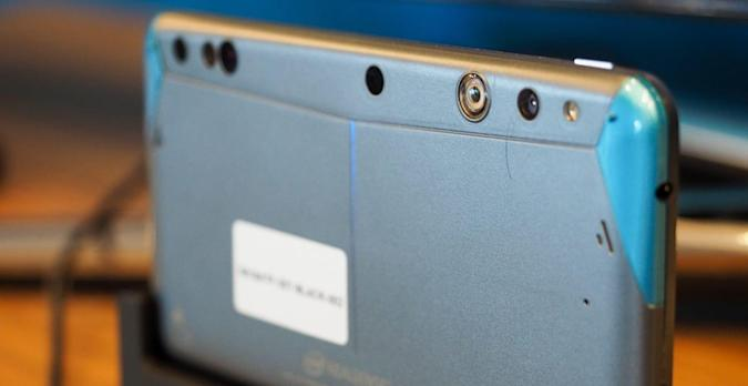 Intel's RealSense phone with Project Tango up for pre-order