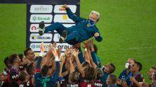 Flamengo lamenta, mas confirma saída de Jorge Jesus e agradece ao Mister
