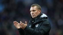 Rodgers says Leicester happy to be left out of title race chat