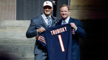 The Bears Do the Quarterback Shuffle