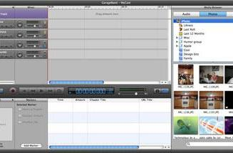 Microsoft recommends GarageBand for advanced audio editing