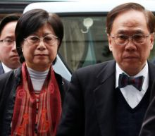 Ex-Hong Kong leader jailed in fall from 'such a height'