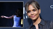 Halle Berry celebrates turning 53 with 'no bra club' Instagram post