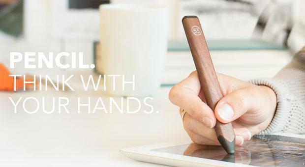 FiftyThree launches $50 Pencil Bluetooth stylus for its sketching app (video)