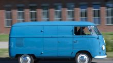 The world's oldest registered VW Bus celebrates its 70th birthday