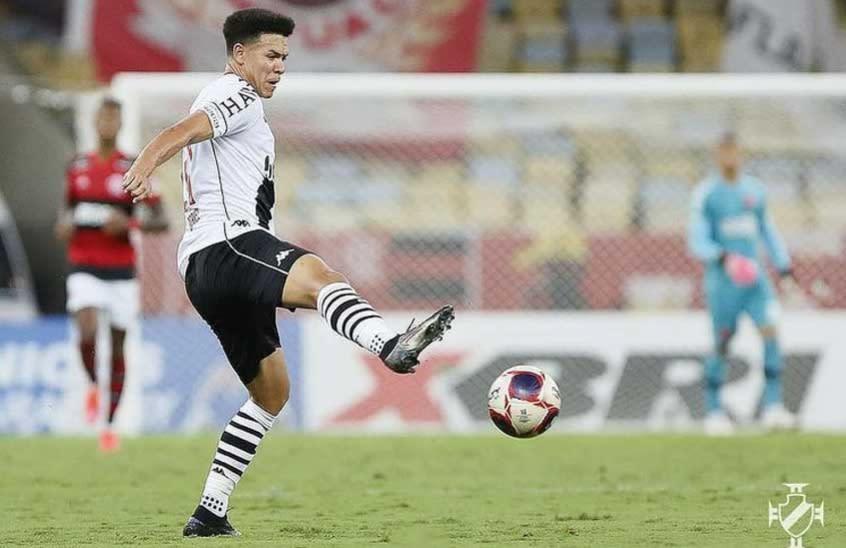Marquinhos Gabriel, do Vasco, volta a atuar 90 minutos: 'A dinâmica do time me dá confiança para evoluir'