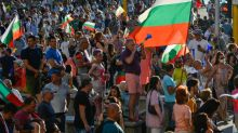 Bulgarians mark three weeks of anti-government protests