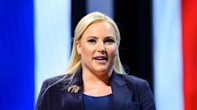 Meghan McCain's terse message to 'abominable' anti-vaxxers surprises the internet: 'So we DO have something in common!'