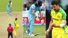 'Unplayable': Mitchell Starc stuns England with 'ball of the World Cup'